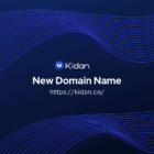 Kidan New Domain Name