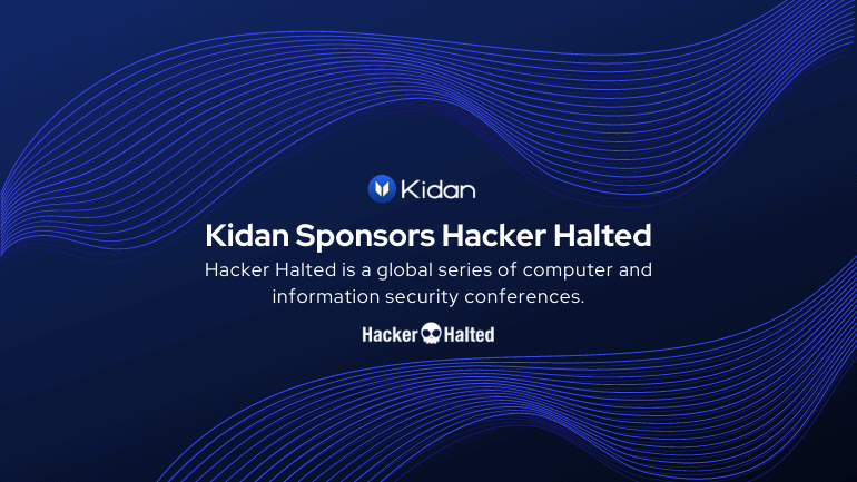 Kidan Sponsors of Hacker Halted