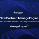 Manageengine and Kidan Partnership